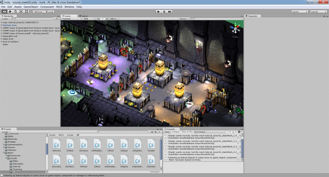 2015-05-16 18_39_05-Unity - tutorial_tower02.unity - trunk - PC, Mac & Linux Standalone_